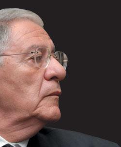 M. D. Ould Abbas, Ministre de la solidarité nationale et de l'emploi