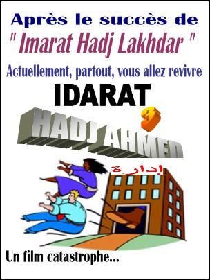 Idarat Hadj Ahmed