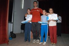 B.O entraîneur au RC Amizour: « L'athlétisme méprisé par les autorités locales » (Ph.D.R)
