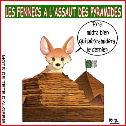 2009 novembre · Mots de Tête d'Algérie
