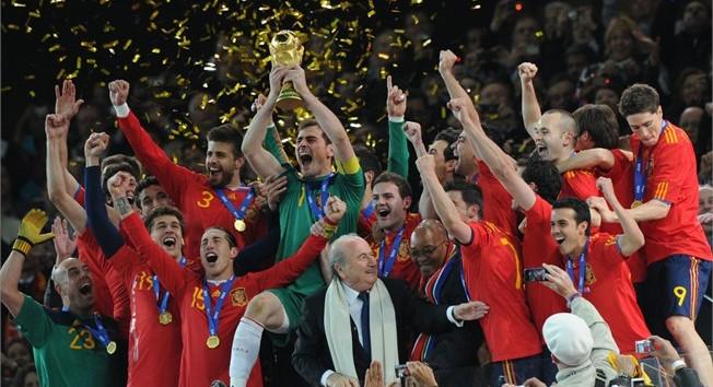 Finale coupe du monde 2010 espagne 1 hollande 0 a p - Finale coupe du monde 2010 ...