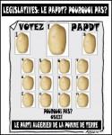 +Le souk des législatives/Les partis