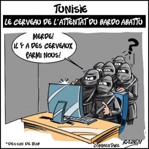 Tunisie : Le cerveau de l'attentat du Bardo abattu